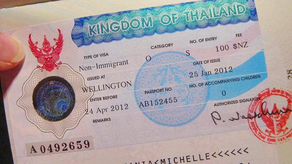 Таиланд отменил плату за визу по прилету!